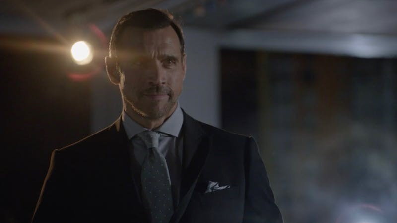 "Adrian Paul in ""Arrow"""